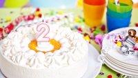 Дъщеричката на Деси Цонева стана на 2 години