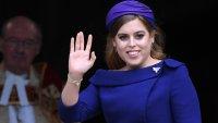 Дъщерята на принцеса Беатрис зае мястото си в линията по наследство на кралския трон