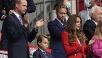 Отново на училище: Принц Джордж започва да учи испански