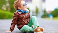 Най-малкият моден инфлуенсър в света