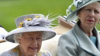 Дъщерята на Елизабет Втора гледа сериал за кралското семейство