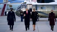 Последната визия на Мелания Тръмп като първа дама – има ли скрито послание?