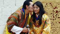 Кралицата на Бутан показа втория си син