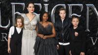 Анджелина Джоли: Късметлийка съм, че децата ми са толкова талантливи