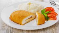 Как да приготвите пиле кордон бльо