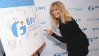 Красива и на 75: Тайните на Голди Хоун против стареене