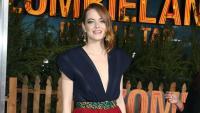 Ема Стоун си спомни за неловка среща с Брад Пит и Анджелина Джоли