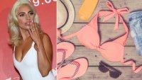 Бански лято 2021: Лейди Гага показа нестандартен модел