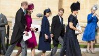 Принц Хари и Меган Маркъл едва ли ще кръстят дъщеря си във Великобритания