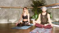 Домашна йога – перфектното решение за борба с изолацията