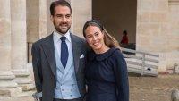 Принц Филипос Гръцки вдигна трета сватба
