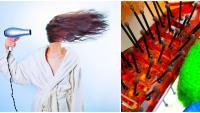 Четки и уреди за коса – колко често да ги почиствате?