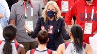 Стилът на първата дама: Джил Байдън на игрите в Токио