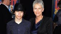 Джейми Лий Къртис показа сина си, който живее като жена