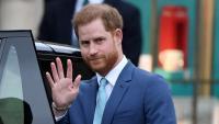 Принц Хари и принцеса Юджини пазели тайна от кралица Елизабет II