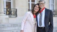Вижте снимки от сватбата на дъщерята на Бил и Мелинда Гейтс