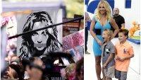 Бритни Спиърс за синовете си: Обичам малките си дяволчета