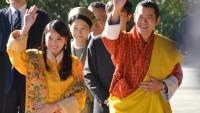 Кралицата на Бутан разкри името на втория си син