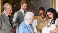 Меган Маркъл не пристигна за погребението на принц Филип, как реагира Елизабет II?