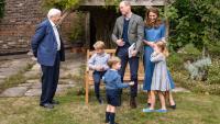 Принц Уилям и Кейт Мидълтън откровено обсъдиха предизвикателствата на родителството