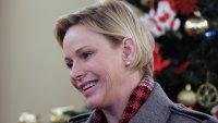 Въпреки лечението – принцеса Шарлийн работи усилено в Южна Африка