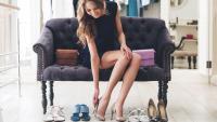 Обувки с нисък ток – задължителни за пролетта и лятото