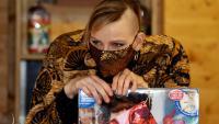 Принцеса Шарлийн отговори на критиките за късата ѝ прическа