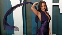 Тяло на седмицата: Ванеса Хъджинс на плажа