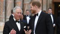 Принц Чарлз е дълбоко наранен от обвиненията на принц Хари