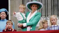 Сестрата на кралица Елизабет Втора харесвала принцеса Даяна