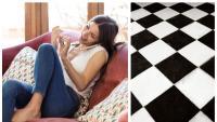 Шахматна дъска – сред тенденциите за пролетен маникюр