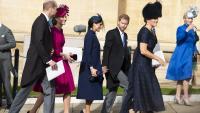 Меган Маркъл и принц Хари имат голямо влияние върху отношенията между Кейт Мидълтън и принц Уилям