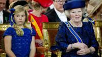 Принцеса Амалия – бъдещата наследничка на кралския трон на Холандия