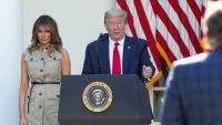 Мелания Тръмп и Доналд Тръмп – странното първо семейство на Америка и отношенията им