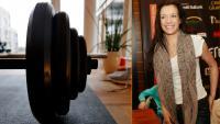 Хоум офис с щанги – Яна Маринова показа как работи