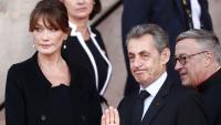 Карла Бруни не може да повярва, че осъдиха на затвор съпруга ѝ Никола Саркози