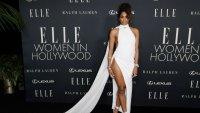 Стилът на звездите: Сиара и великолепната й бяла рокля