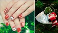 Коледен маникюр или маска и нокти с един десен – вие избирате!