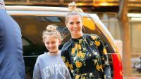 Лени Клум с мило пожелание към майка си Хайди