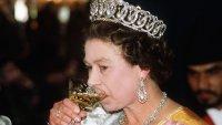 Без повече мартини: Лекари посъветваха кралицата да откаже алкохола