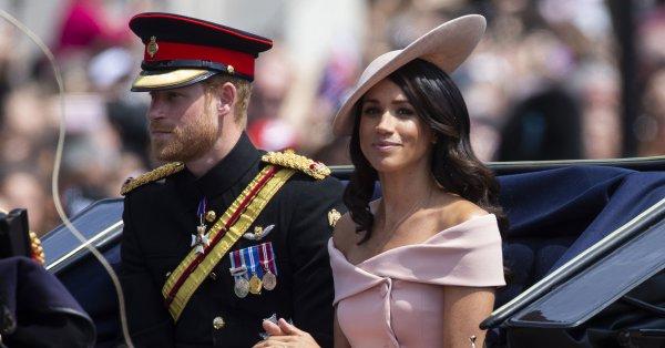 Принц Хари и Меган Маркъл ще се появят заедно за