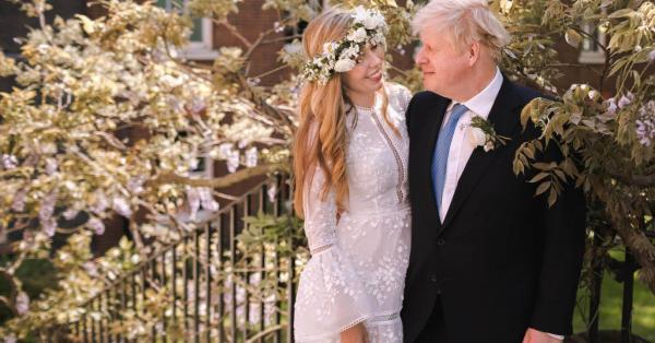 Оказва се, че новата съпруга на британския премиер Борис Джонсън