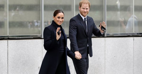 Напускането на принц Хари от двореца е възможно да е
