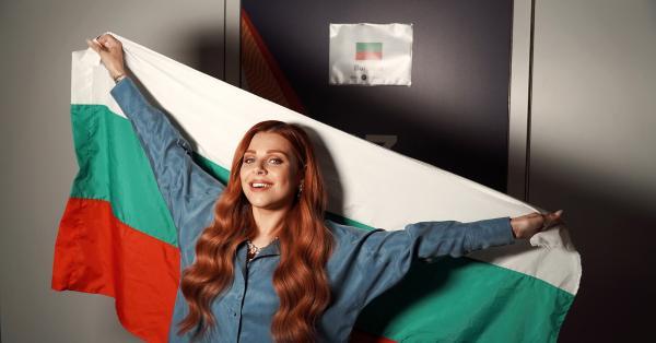 "Виктория Георгиева представи достойно България на финала на ""Евровизия 2021""."