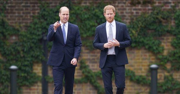 На 19 юли принц Хари зашемети феновете и членовете на
