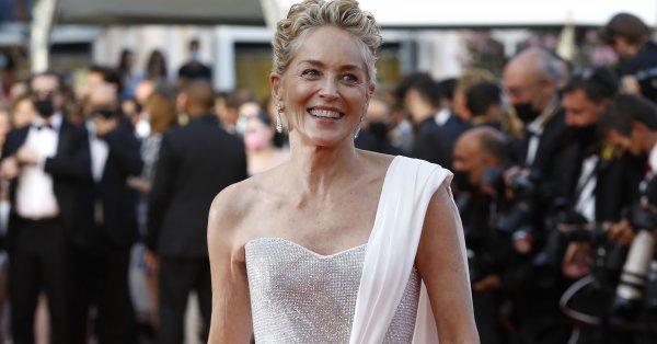 Актрисата Шарън Стоун (63) сподели, че за нея работата на