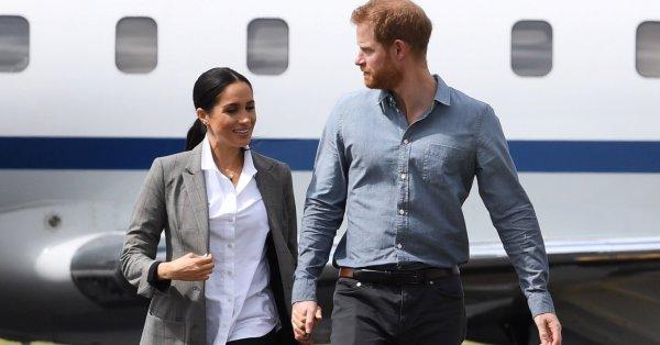 Принц Хари и Меган Маркъл могат да посетят роднините си