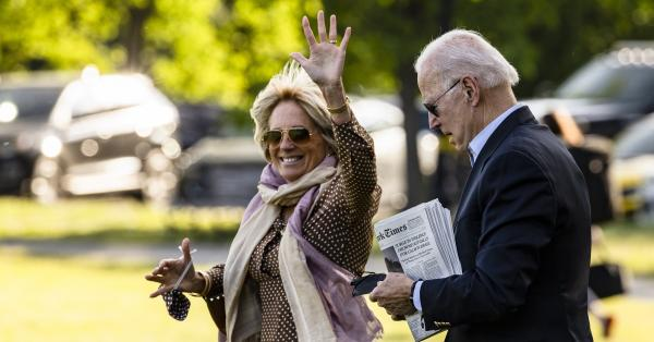 Първата дама на САЩ Джил Байдън отпразнува 70-ия си рожден