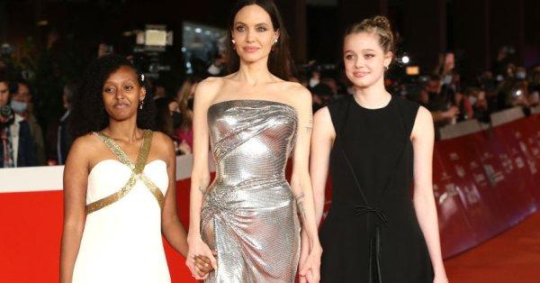 Най-голямата биологична дъщеря на Анджелина Джоли и Брад Пит –