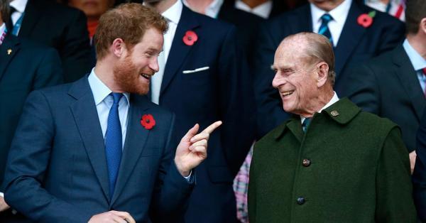 Принц Хари отново е във Великобритания. 36-годишният син на принц